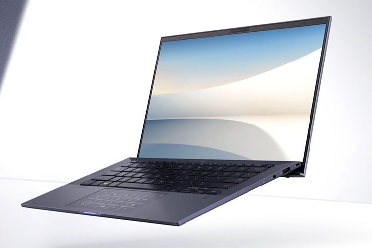 At 995g, the ASUS ExpertBook B9 is the lightest 14-inch business laptop in the world