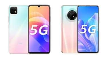 Huawei Enjoy 20 5G and Enjoy 20 Plus 5G