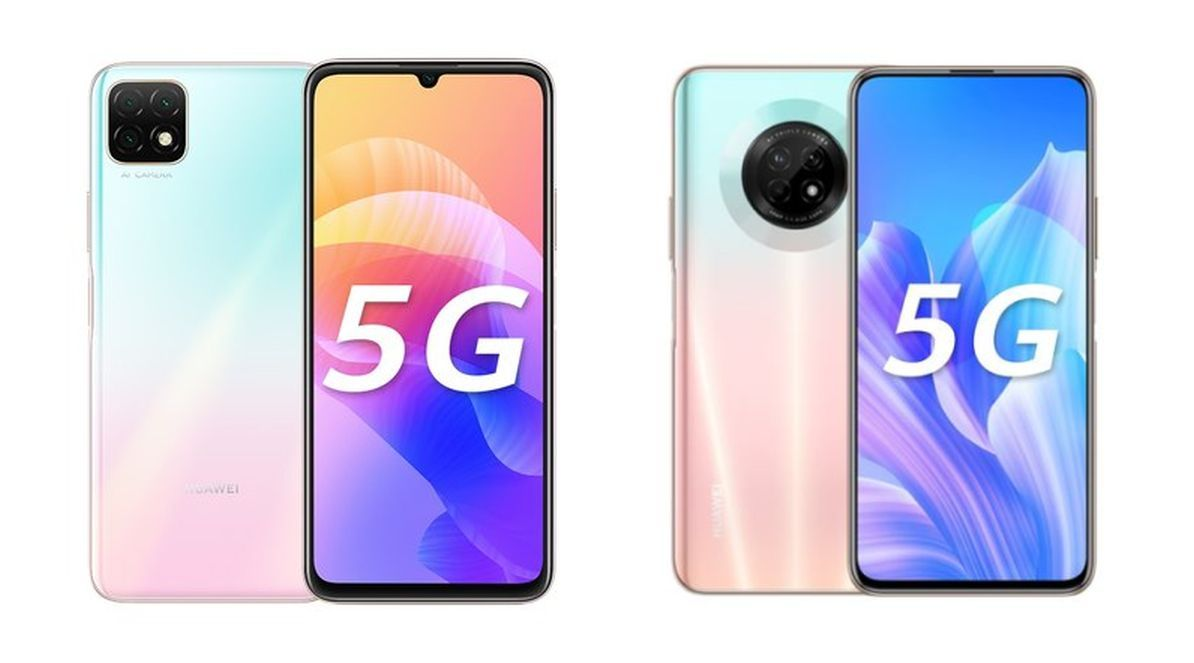 Huawei Enjoy 20 5G and Enjoy 20 Plus 5G