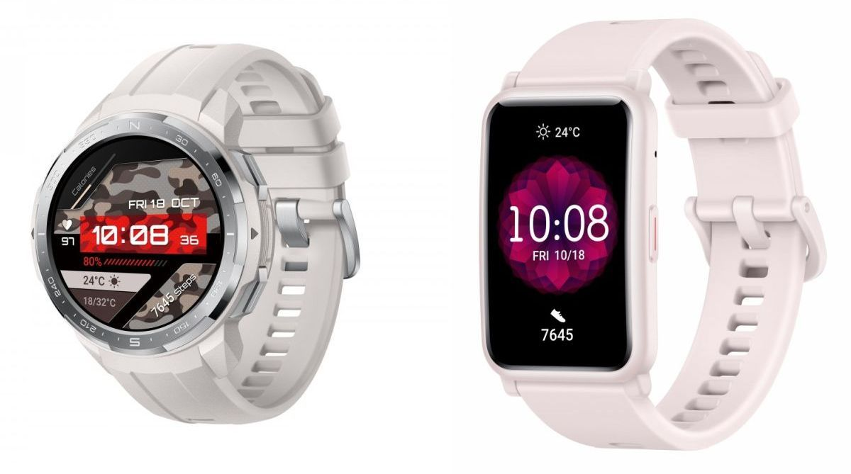 Honor Watch GS Pro and Honor Watch ES-