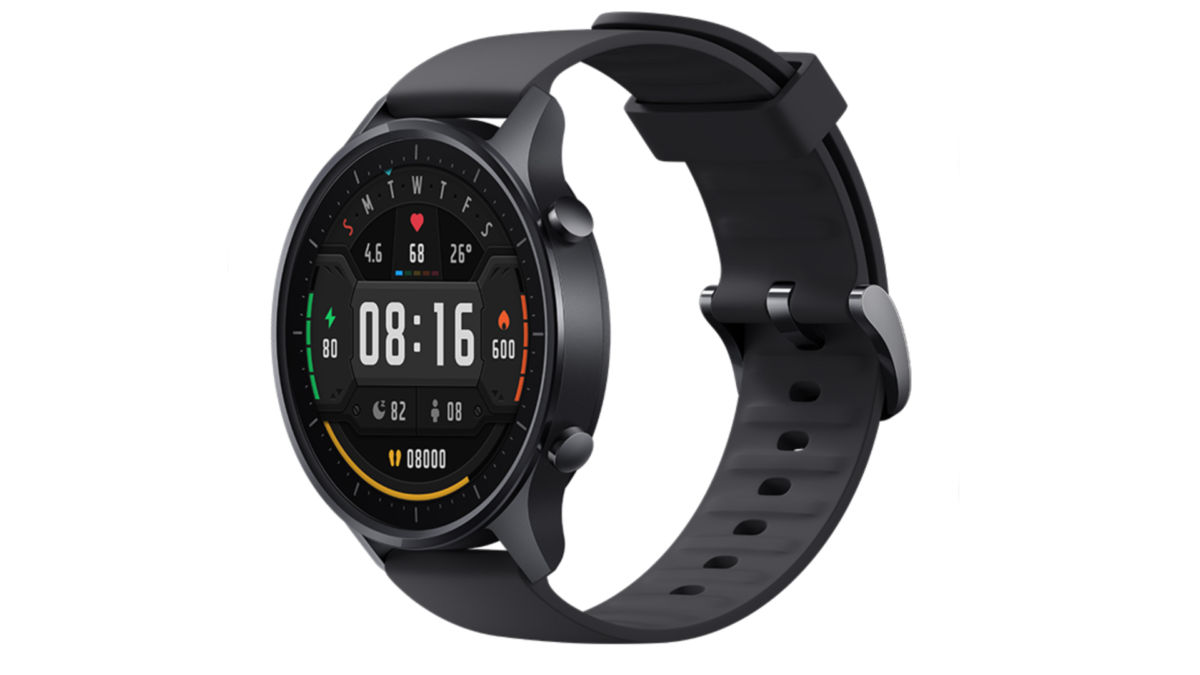 The Xiaomi Mi Watch Revolve comes with proprietary software and a host of smart features