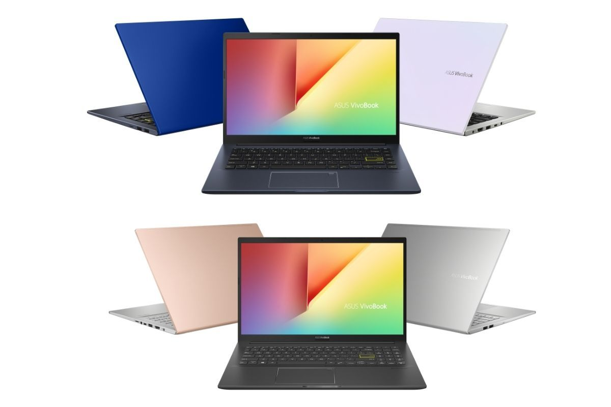 ASUS' new VivoBook Ultra series is powered by the latest 11th-gen Intel Core processors