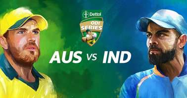 Indian national cricket team is currently in Australia for ODI/T20 series