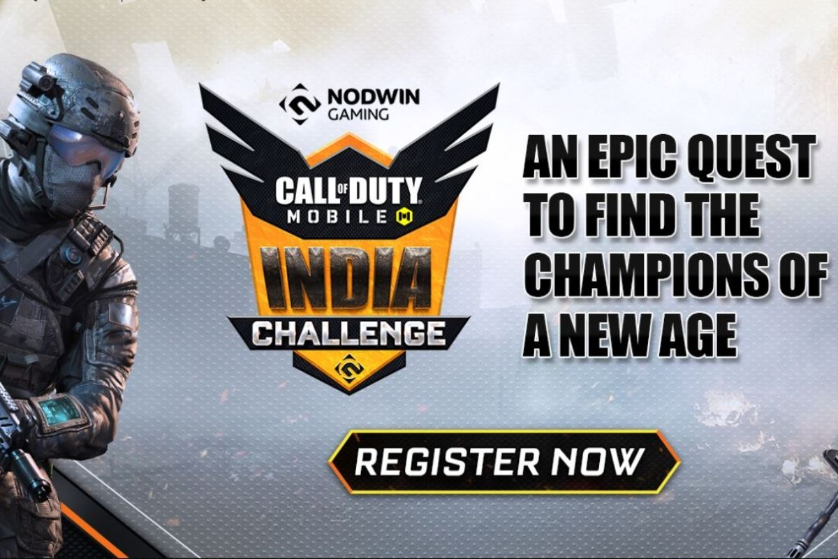Call of Duty Mobile India Challenge 2020