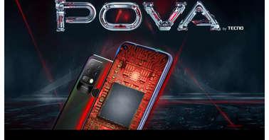 Tecno Pova December 4 India launch date-