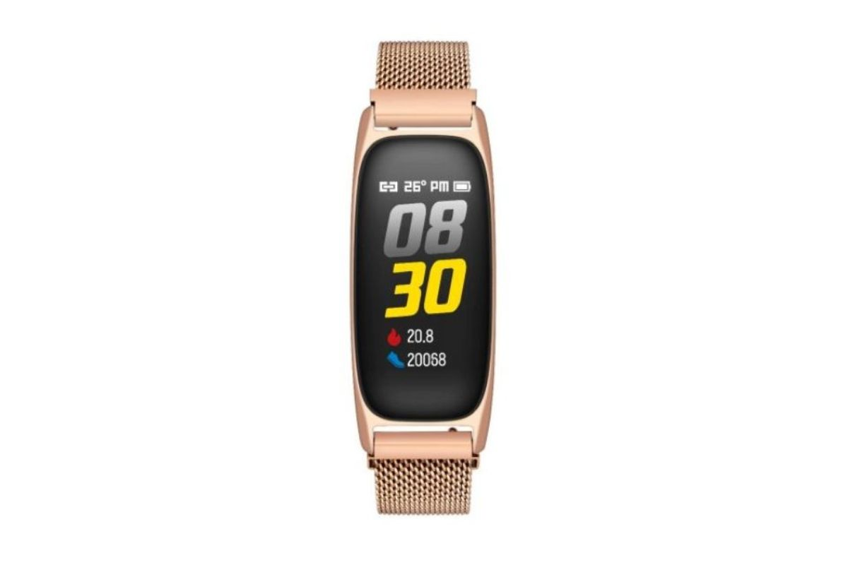 The Timex Fitness Band is aimed at fashion-conscious customers