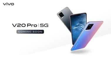 Vivo V20 Pro 5G launch soon