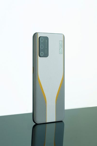 Render of an unknown Realme phone