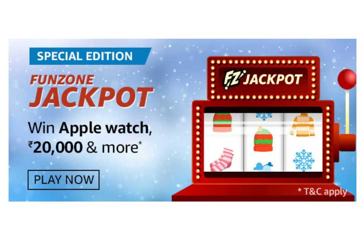Amazon Funzone Jackpot Special Edition