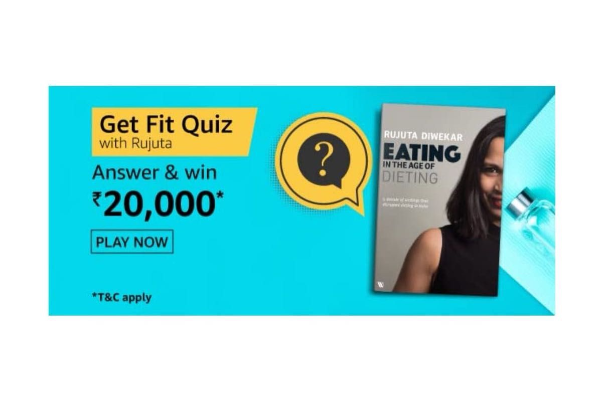 Amazon Get Fit Quiz