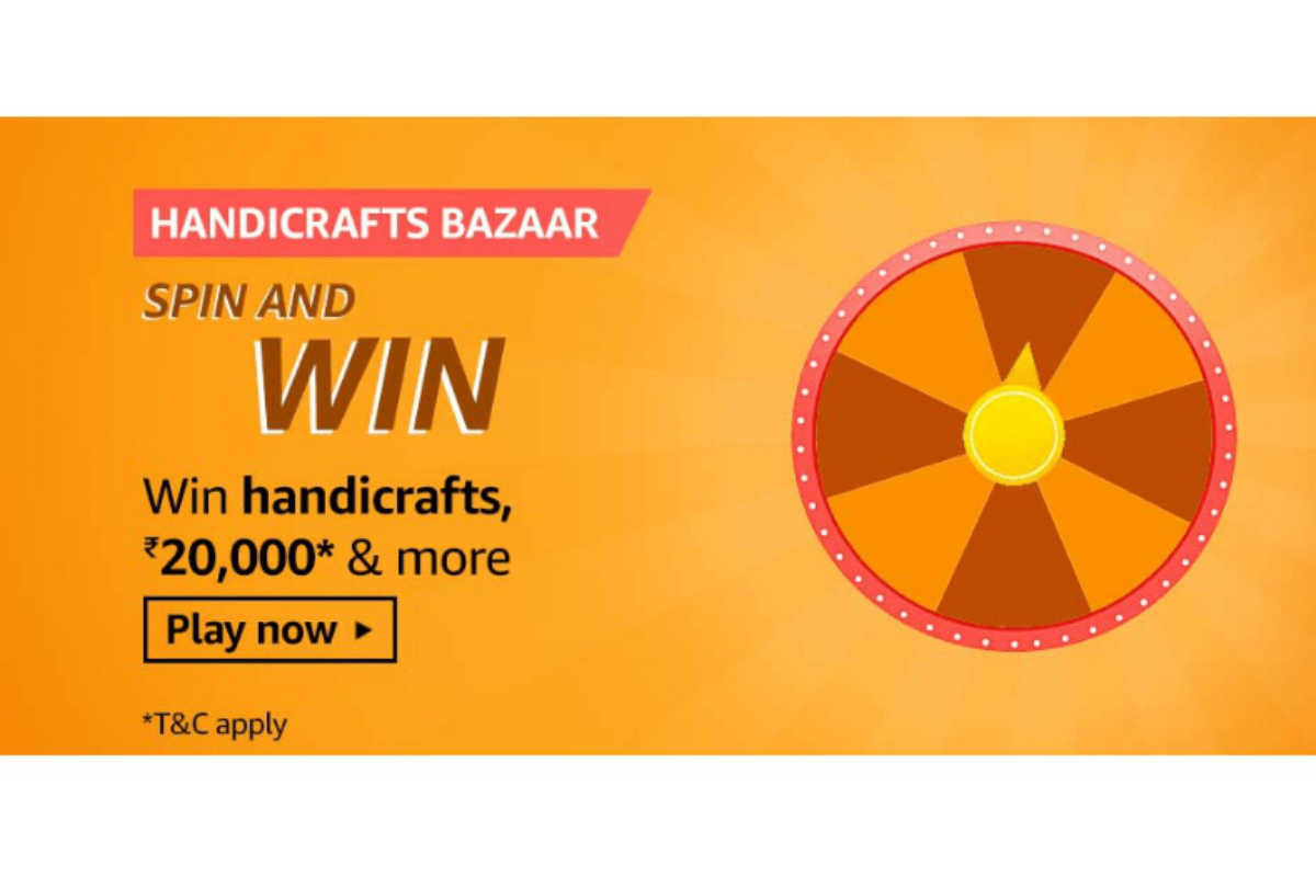 Amazon Handicrafts Bazaar Quiz