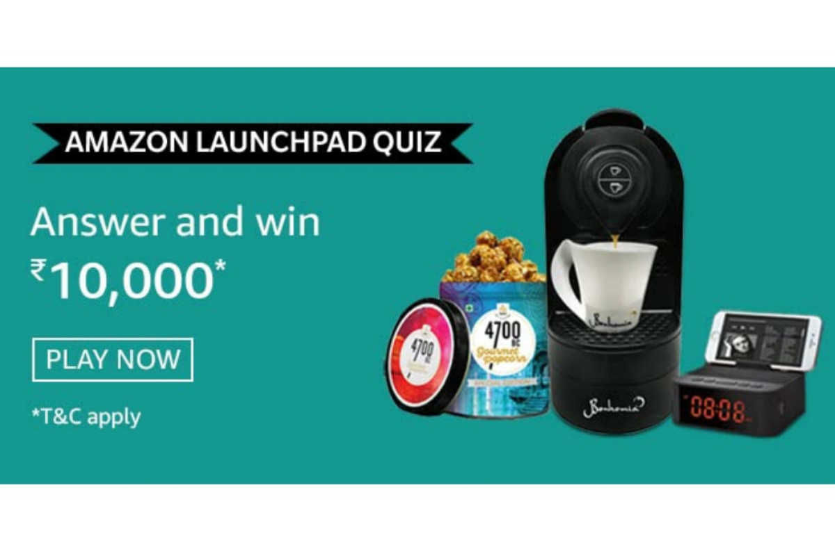 Amazon Launchpad Quiz