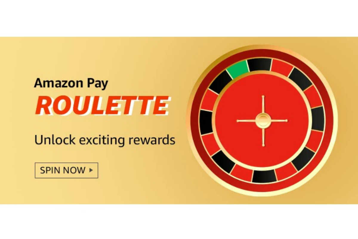Amazon Pay Roulette Spin and Win answers