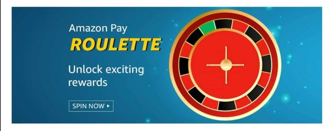 Amazon Pay Roulette
