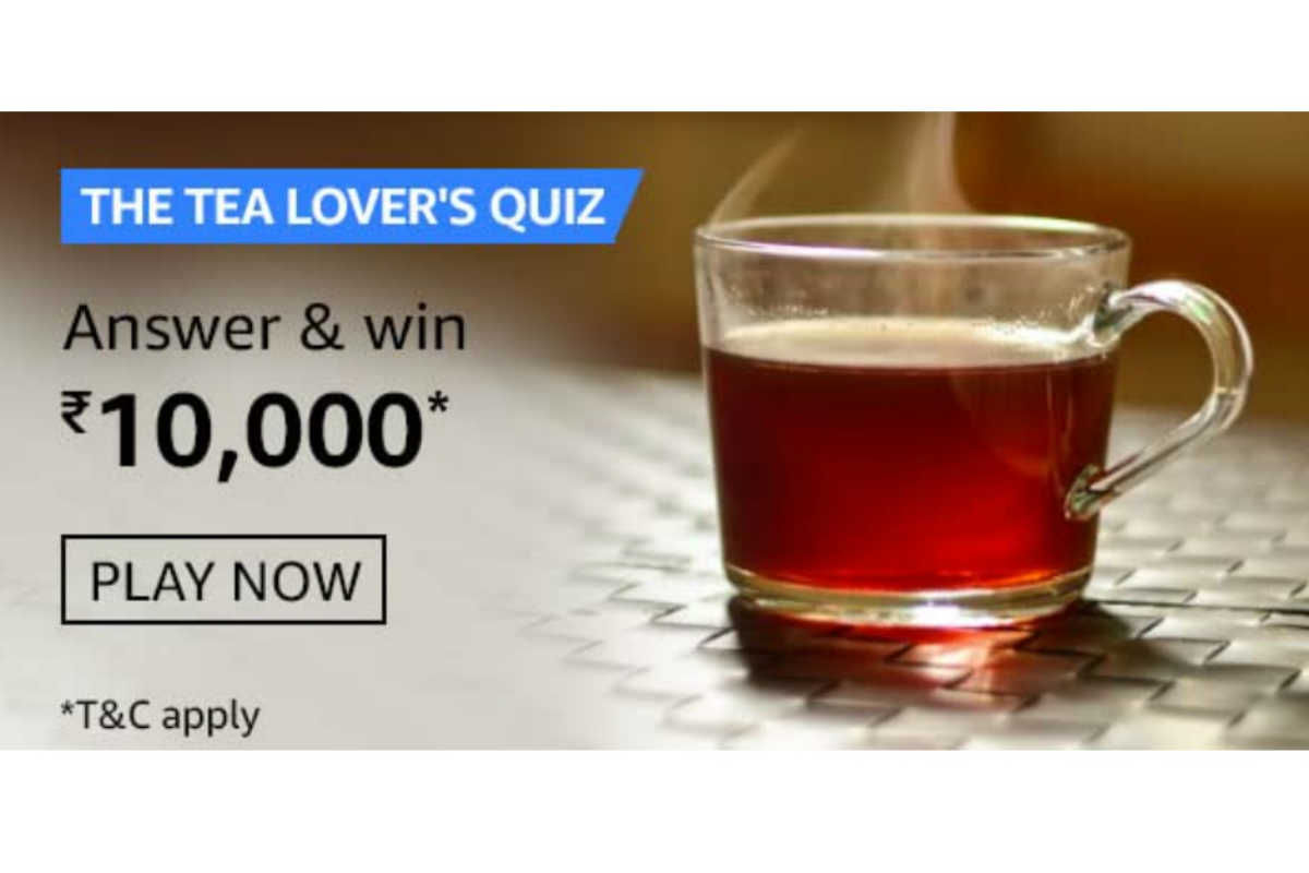 Amazon The Tea Lovers Quiz