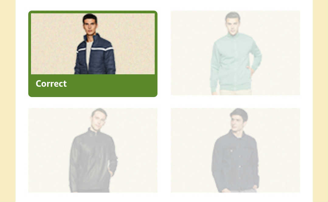 Amazon Wardrobe Refresh Sale Quiz