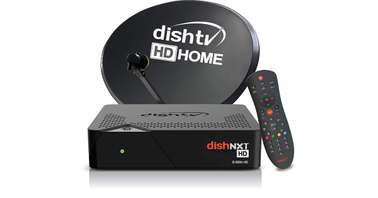 Dish TV allows users to add or remove channel online or through registered mobile number