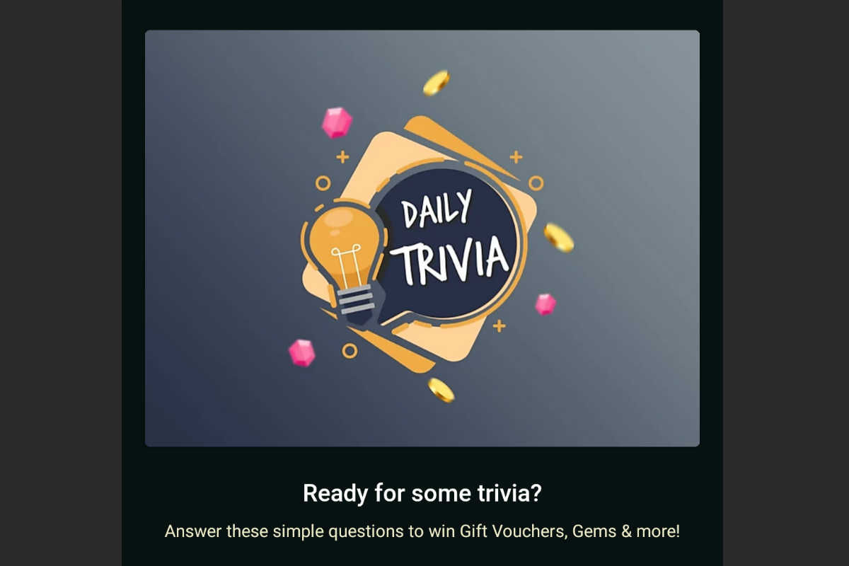 Flipkart Daily Trivia Quiz