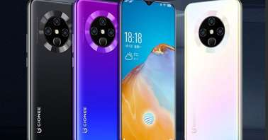 Gionee K30 Pro featured