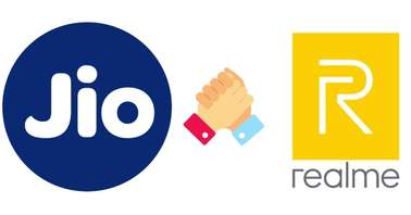 Reliance Jio and Realme working towards making 4G devices affordable