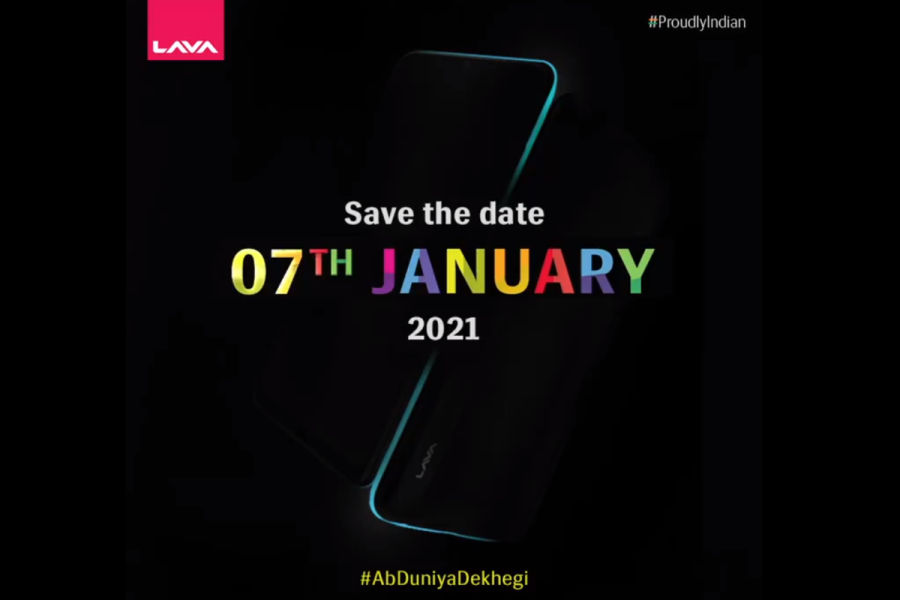 Lave Mobiles January 7th launch event