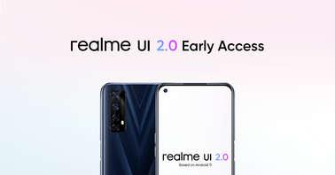 Realme UI 2.0 early access