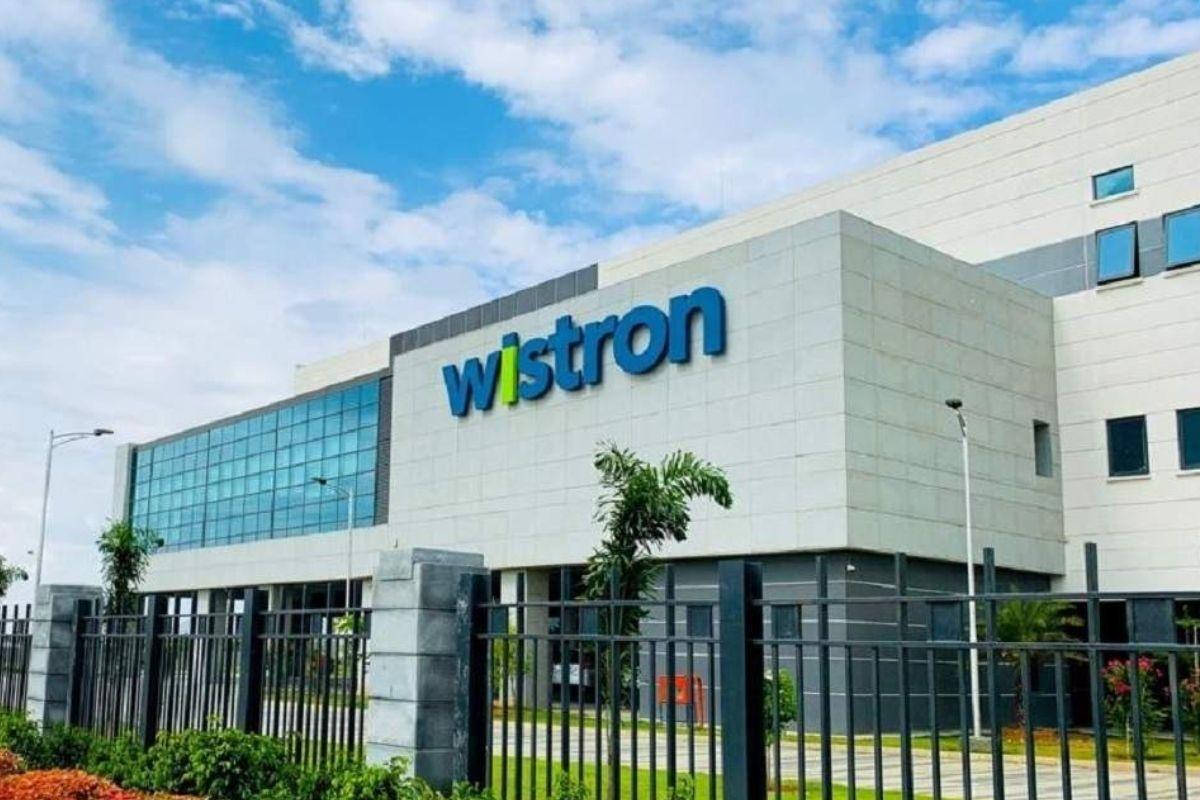 Apple Wistron facility