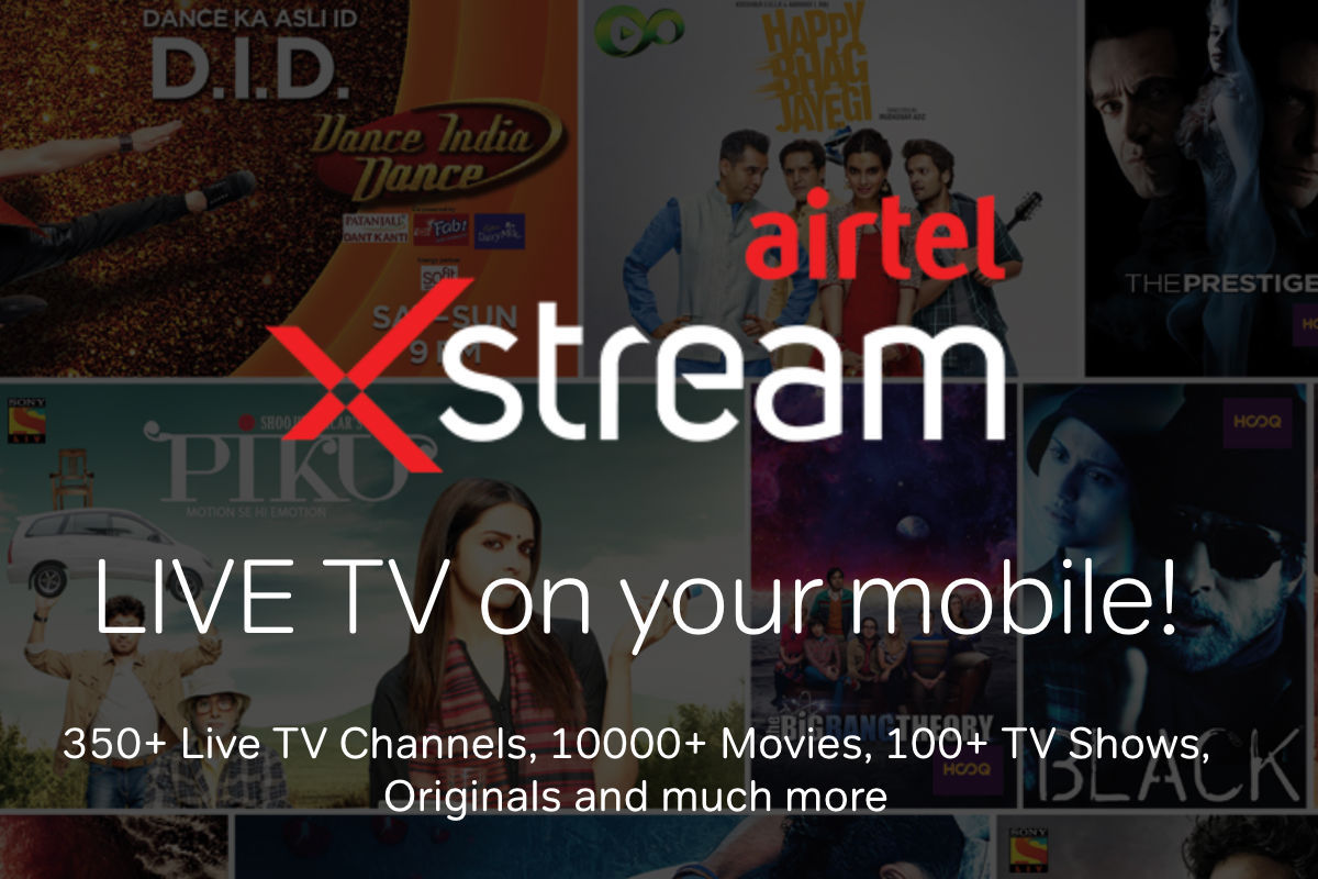 Airtel Xstream subscription now available for non-Airtel users