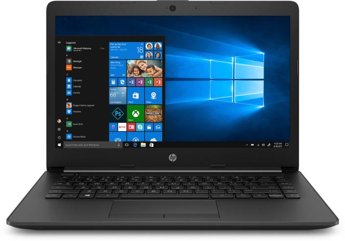 The HP 14q APU Dual Core A9 is an affordable laptop with 256GB SSD storage option