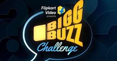 Flipkart Bigg Buzz Challenge
