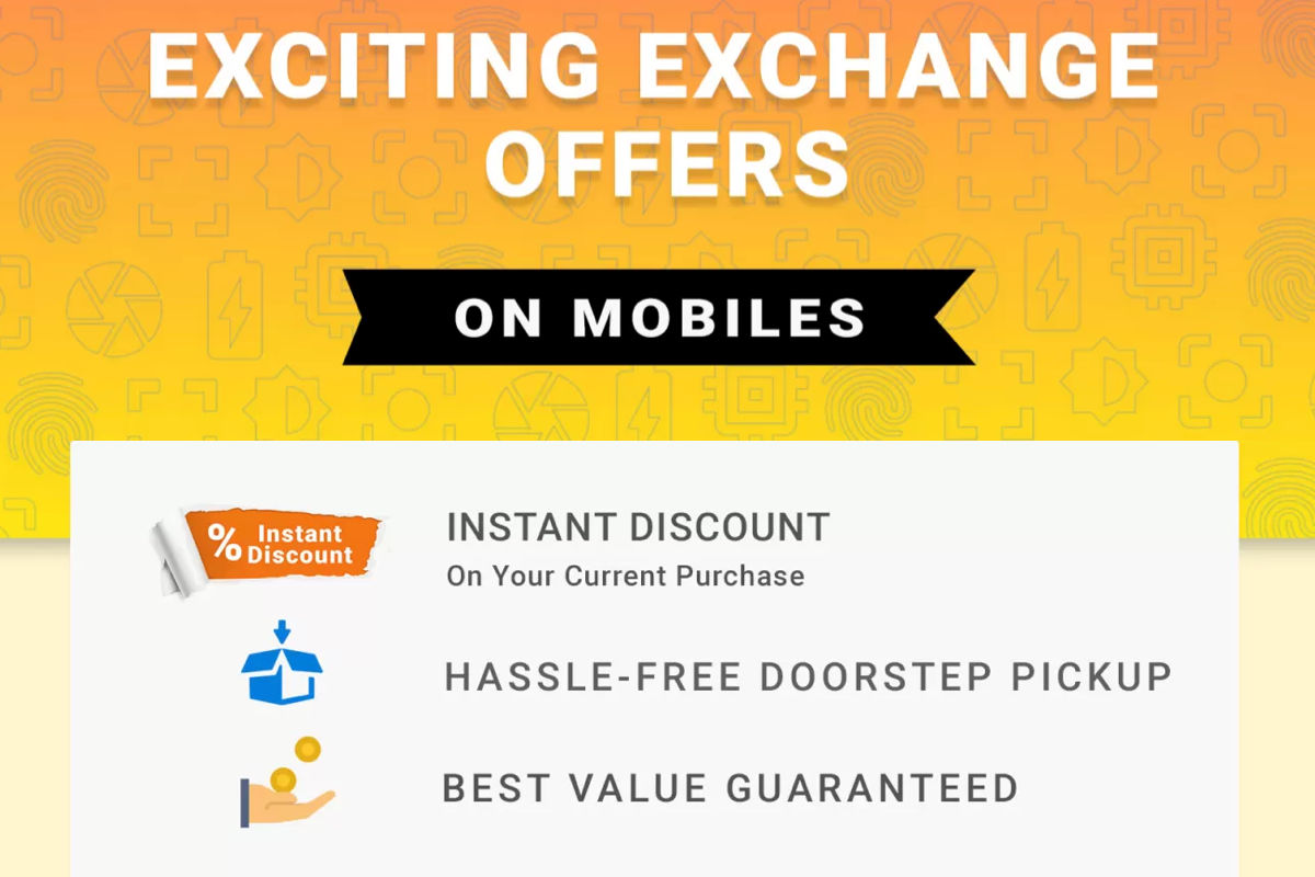 Customers can use Flipkart Mobile Exchange offer to get discount on new purcahse