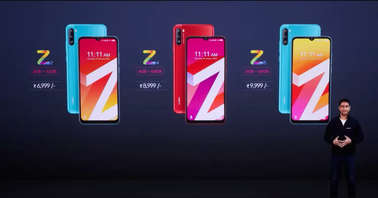 Lava Z2, Z4, and Z6