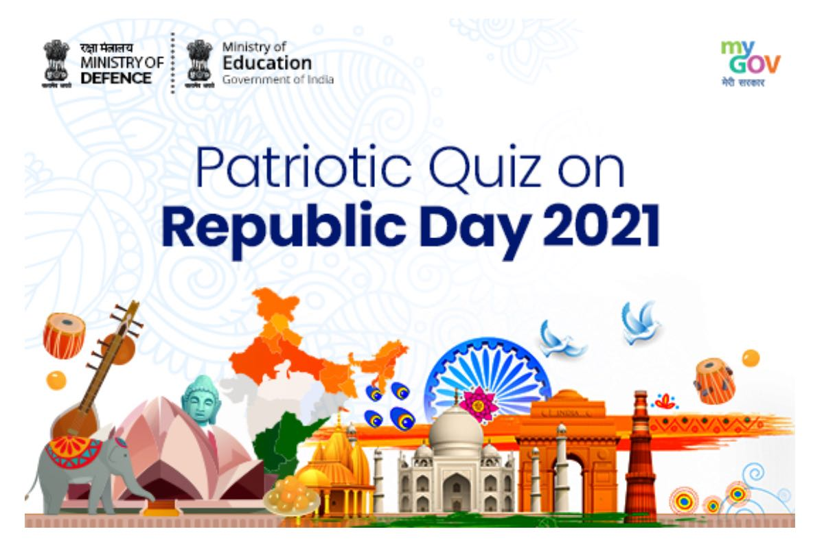 MyGov Patriotic Quiz on Republic Day 2021