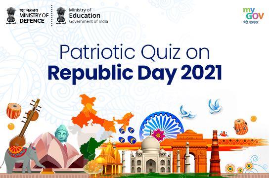 MyGov Patriotic Quiz on Republic Day 2021