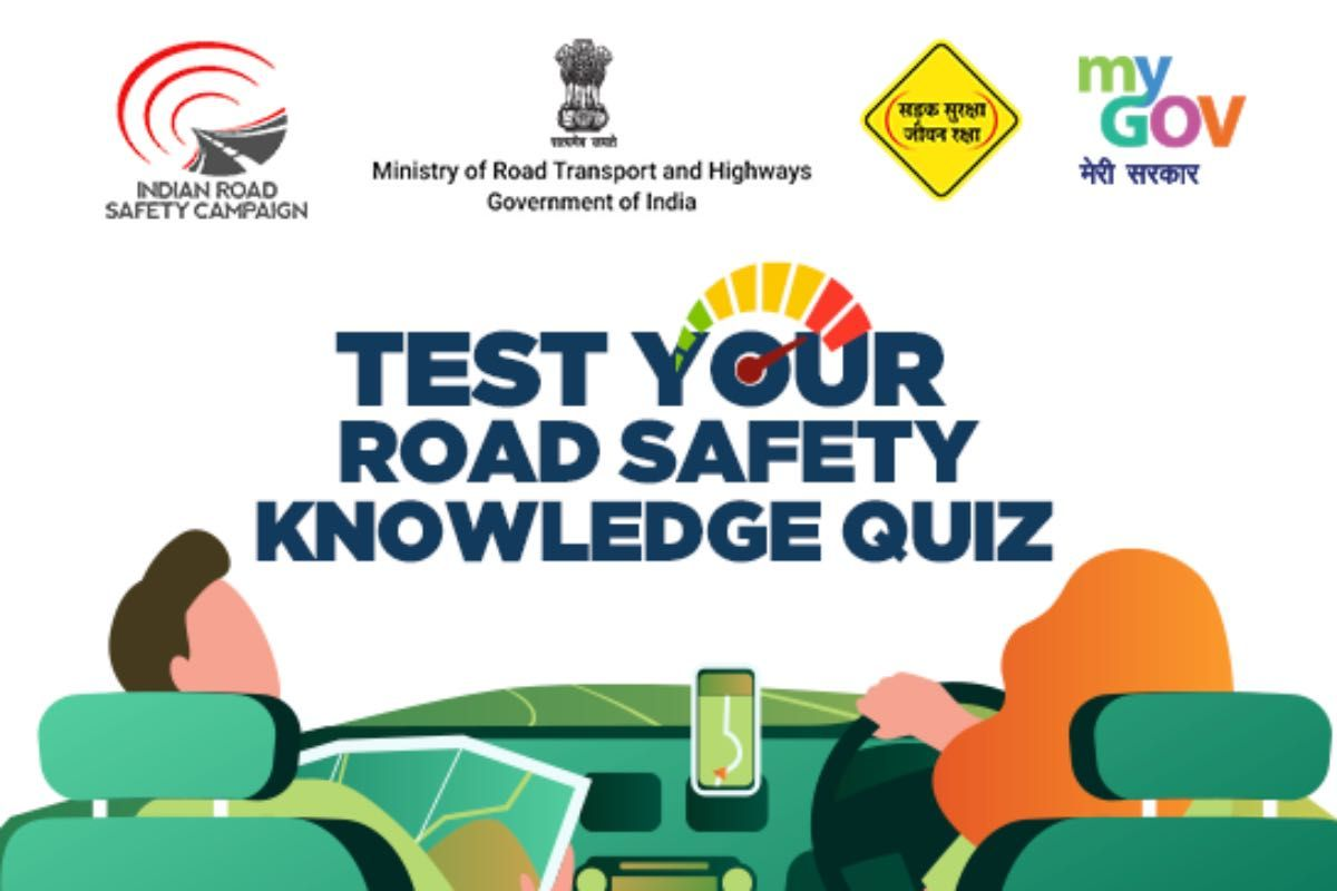 MyGov Test your Road Safety Knowledge Quiz