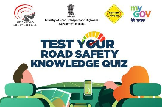 MyGov Test your Road Safety Knowledge Quiz