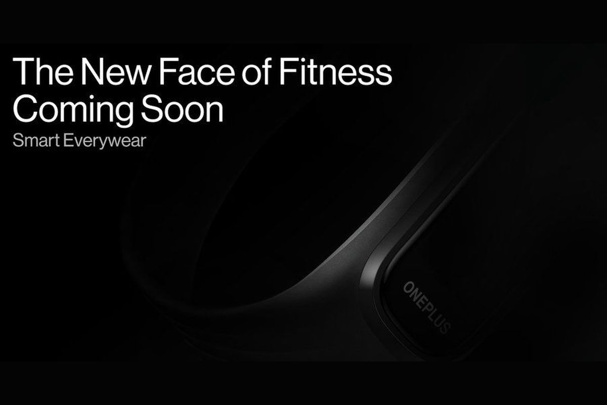 OnePlus Band teaser-