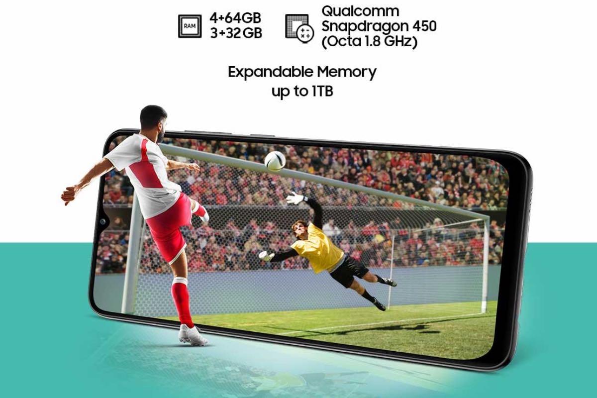 Amazon Samsung Galaxy M02s Quiz