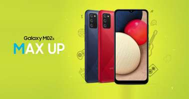 Samsung Galaxy M02s launched-
