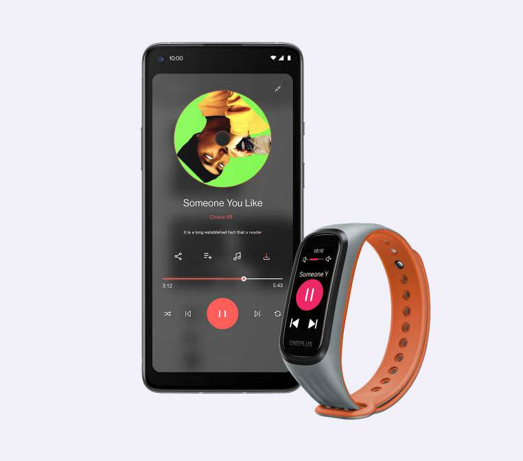 The OnePlus Band comes with 13 workout modes