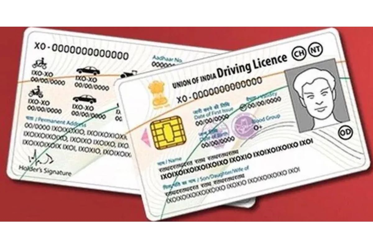 Smart Card Driving Licence