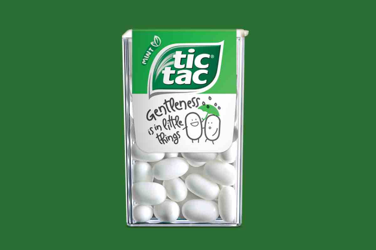 Tic Tac Gentle Messages