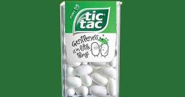 Tic Tac Gentle Messages