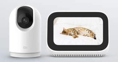 Xiaomi Mi 360 Home Security Camera 2K Pro and Mi Smart Clock
