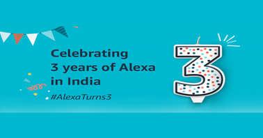 Alexa 3rd anniversary sale