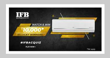 Amazon IFB AC Quiz