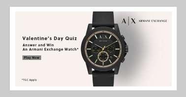 Amazon Valentine's Day Quiz