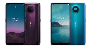 Nokia 5.4 and Nokia 3.4