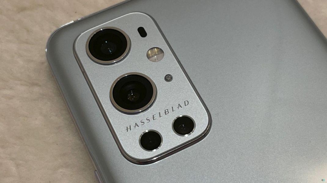 OnePlus 9 Pro 5G live shot