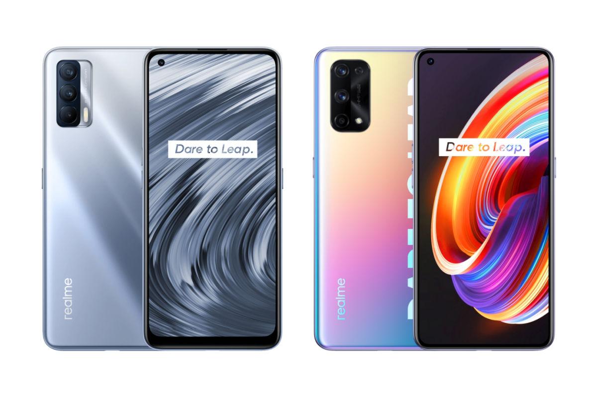 Realme X7 5G and Realme X7 Pro 5G